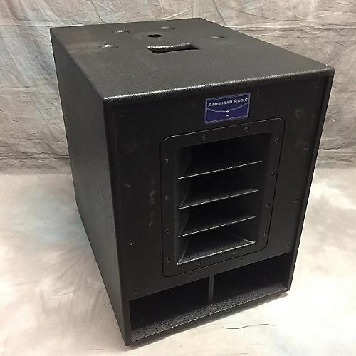 American Audio Pwx15p Powered Speaker