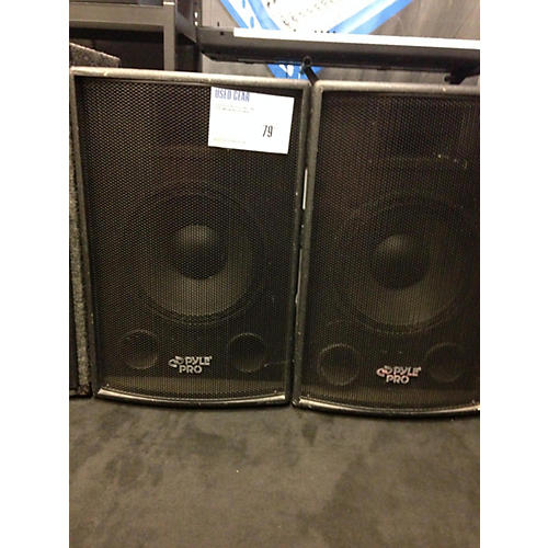 In Store Used Pyle Pro 12in Pair Unpowered Speaker