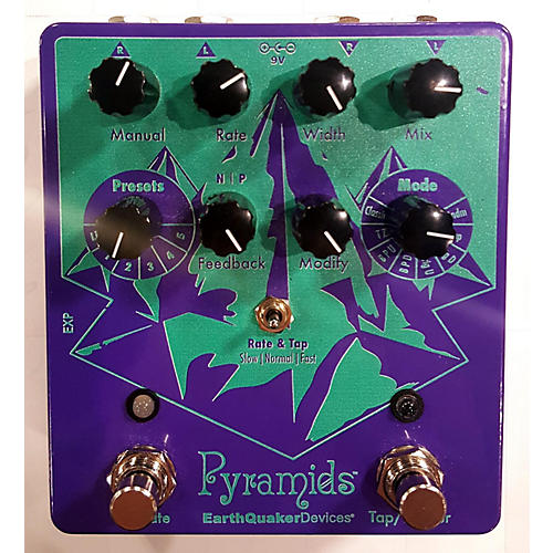 EarthQuaker Devices Pyramids Effect Pedal