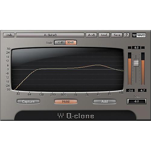 Waves Q-Clone Native License