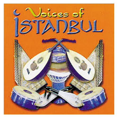 Tascam Q-Up: Voices of Istanbul Giga CD