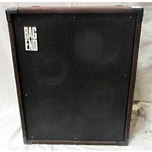 Bag End Q10BXD 4x10 Bass Cabinet