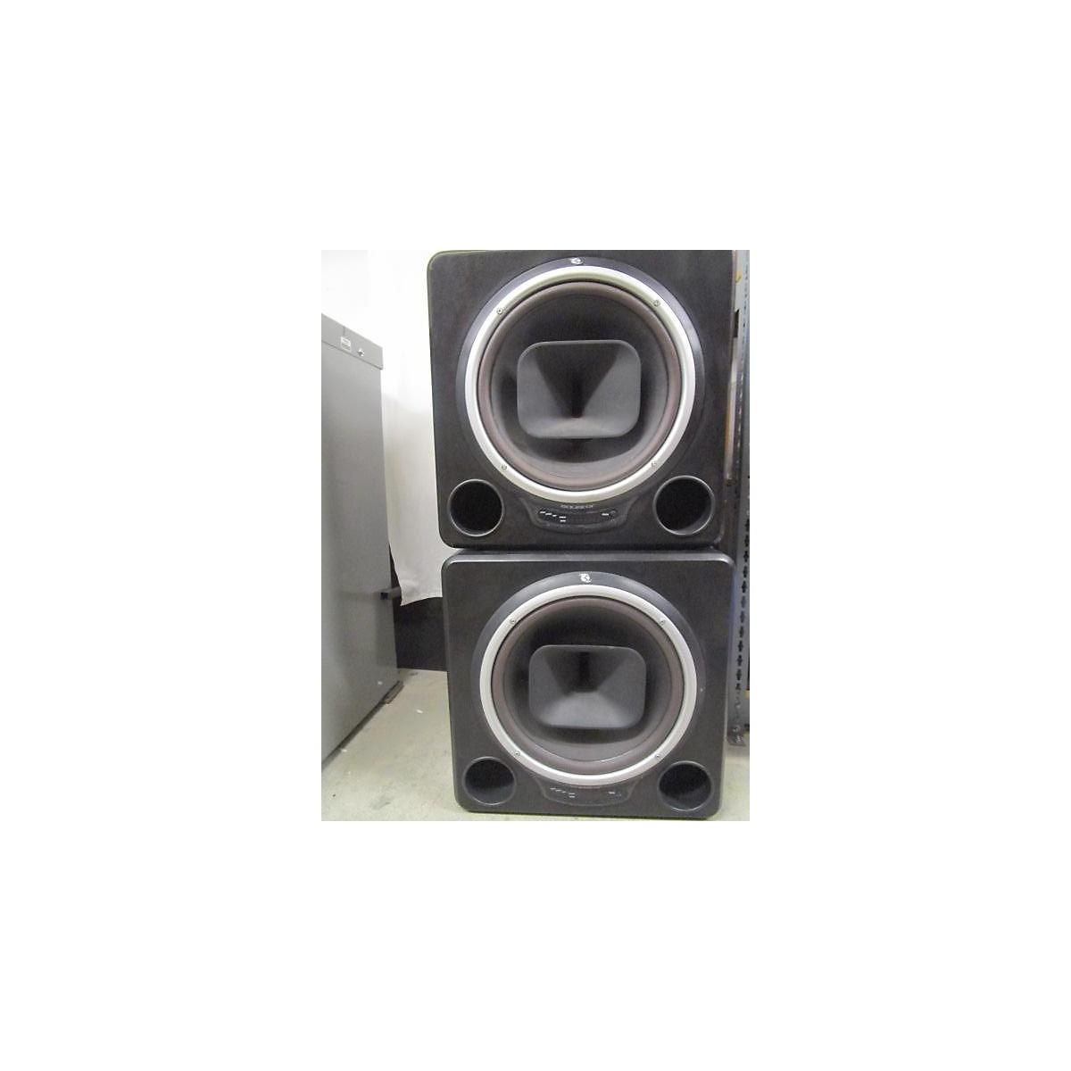 Equator Audio Research Q12 PAIR Powered Monitor