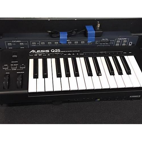 Alesis Q25 25 Key MIDI Controller