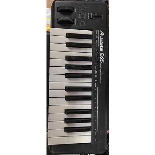 Alesis Q25 USB MIDI CONTROL MIDI Controller
