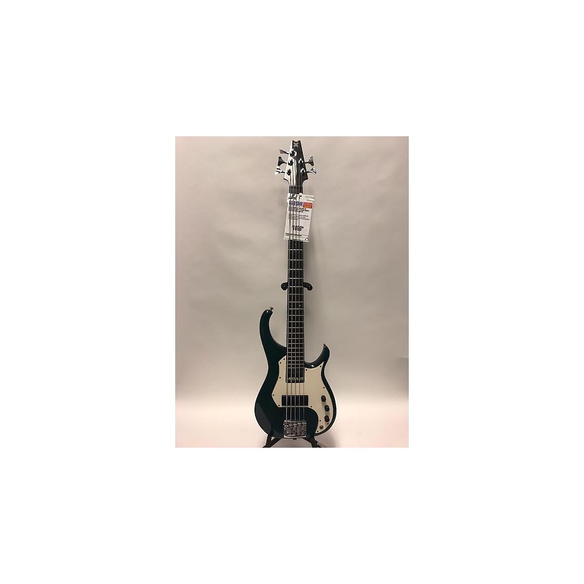Modulus Guitars Q5 Quantum 5 SPi 5 String Electric Bass Guitar
