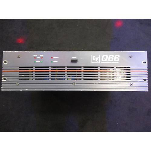 Electro-Voice Q66 Power Amp