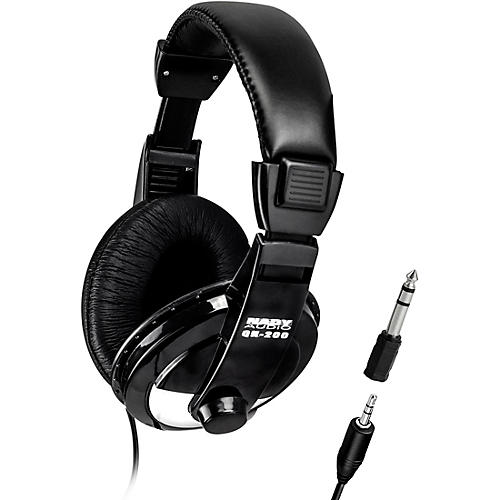 Nady QH-200 Stereo Headphones 40mm drivers with adjustable headband