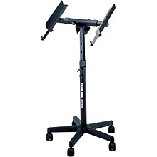 Quik-Lok QL-400 Fully Adjustable Mixer Stand with Casters