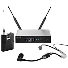 QLX-D Digital Wireless System with SM35 Condenser Headset Microphone Band X52