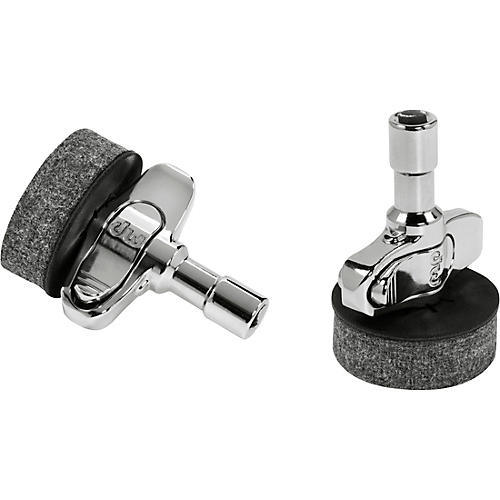 DW QR Wing Nut/Drum Key 2-Pack