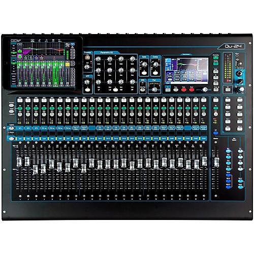 Allen & Heath QU-24 Chrome Edition Digital Mixer