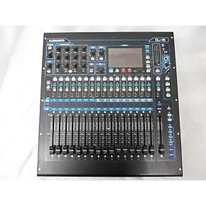 used allen heath qu16 digital mixer guitar center