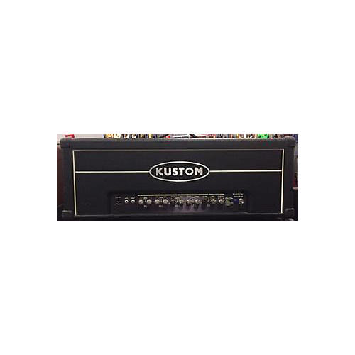 Kustom QUAD 200HD Solid State Guitar Amp Head