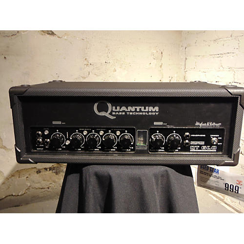 Hughes & Kettner QUANTUM QT 600 Bass Amp Head