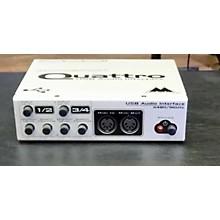 M-Audio QUATTRO Audio Interface