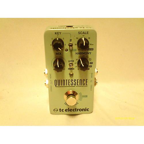 TC Electronic QUINTESSENCE Effect Pedal