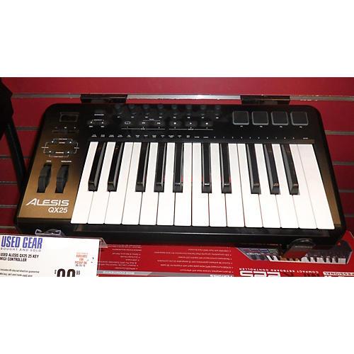 Alesis QX25 25 Key MIDI Controller