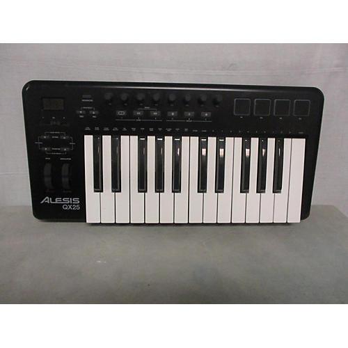 Alesis QX25 MIDI Controller