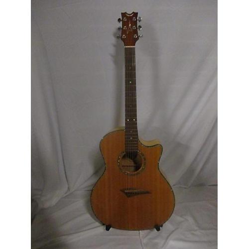 Dean Qse Sp Exotica Acoustic Electric Guitar