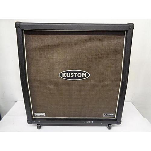 Kustom Quad Jr Cab Guitar Cabinet
