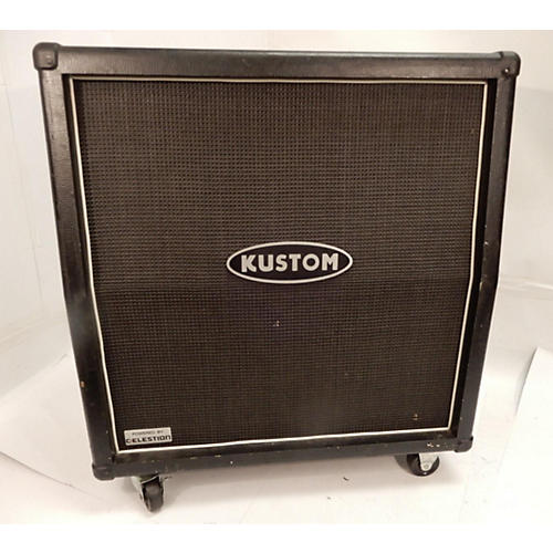 Kustom Quad Junior Guitar Cabinet