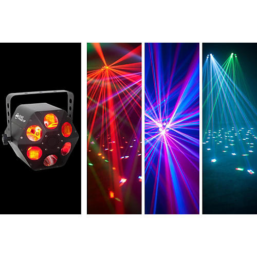 American DJ Quad Phase HP Led Lighting Effect
