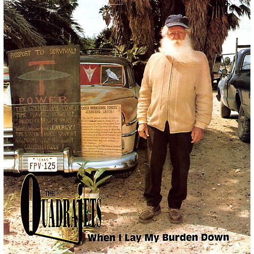 Alliance Quadrajets - When I Lay My Burden Down
