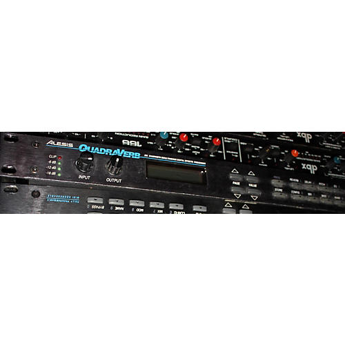 used alesis quadraverb multi effects processor guitar center. Black Bedroom Furniture Sets. Home Design Ideas