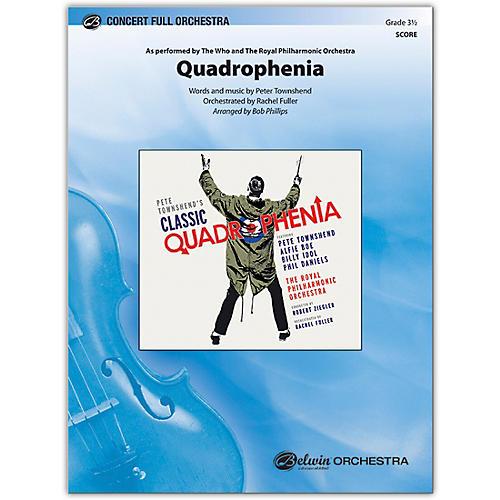 BELWIN Quadrophenia (from Classic Quadrophenia) Grade 3.5