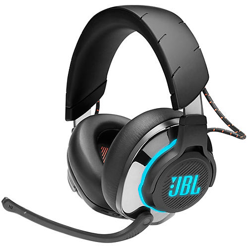 JBL Quantum 800 Gaming - 2.4 Ghz + BT Wireless Noise Cancelling Over-Ear Headset