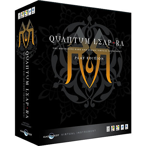 EastWest Quantum Leap RA Ethnic Virtual Instrument Software - PLAY Edition