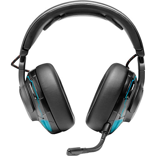 JBL Quantum One USB Wired Over-Ear Professional Gaming Headset with Head Tracking Enhanced Quantum SPHERE 360