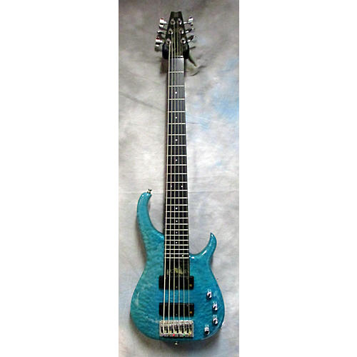 Modulus Guitars Quantum Q6 Electric Bass Guitar