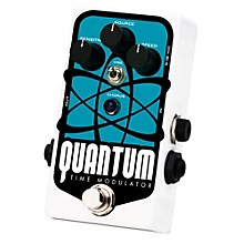 Pigtronix Quantum Time Modulator Guitar Effects Pedal Level 1