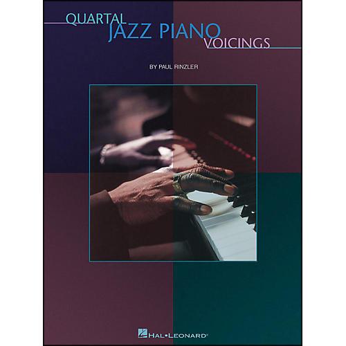 Hal Leonard Quartal Jazz Piano Voicings Piano Instruction
