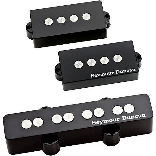 seymour duncan quarter pound bass pj set pickup guitar center. Black Bedroom Furniture Sets. Home Design Ideas