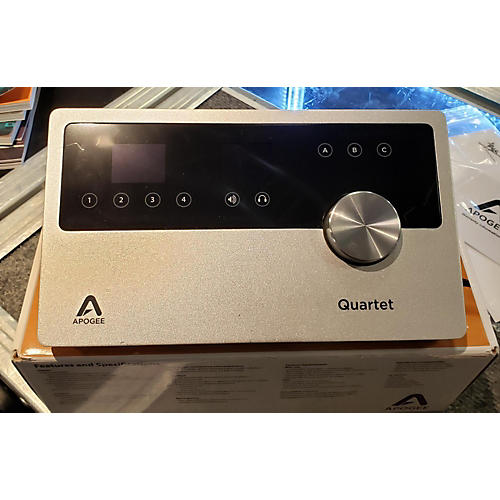 Apogee Quartet Audio Interface Audio Interface