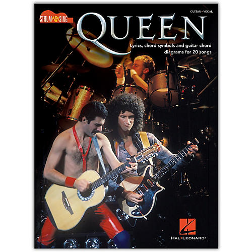 Hal Leonard Queen - Strum & Sing Guitar | Guitar Center