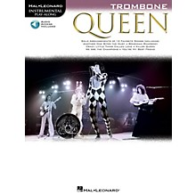Hal Leonard Queen (Trombone) Instrumental Play-Along Series Softcover Audio Online Performed by Queen