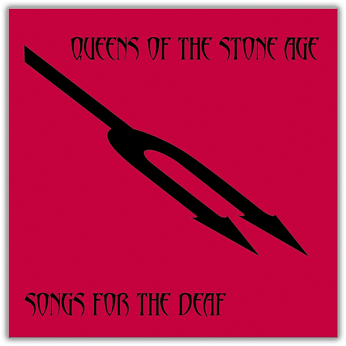 Universal Music Group Queens of the Stone Age - Songs for the Deaf LP
