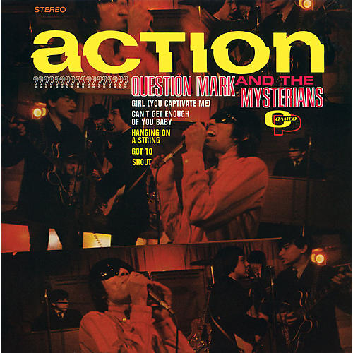 Alliance Question Mark & Mysterians - Action
