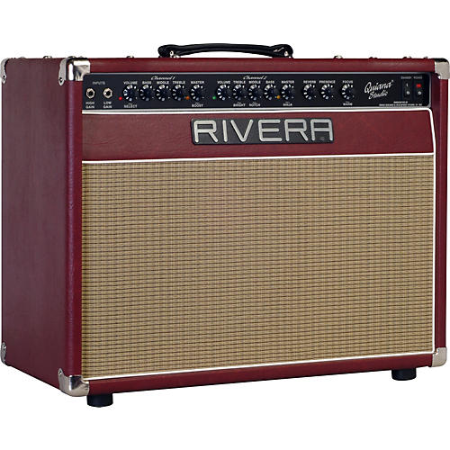 Rivera Quiana 112 50-Watt Tube Combo Guitar Amp