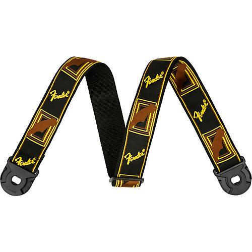 Fender Quick Grip Locking End Monogram Strap