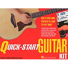 Hal Leonard Quick-Start Guitar Kit