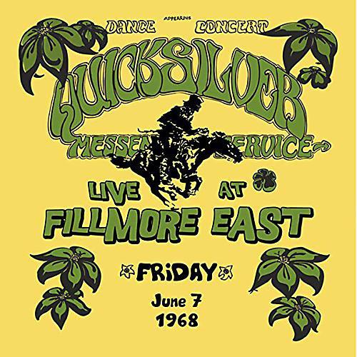 Alliance Quicksilver Messenger Service - Live at Fillmore East, Friday, June 7, 1968
