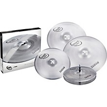 Sabian Quiet Tone Practice Cymbal Set, 14/16/18/20