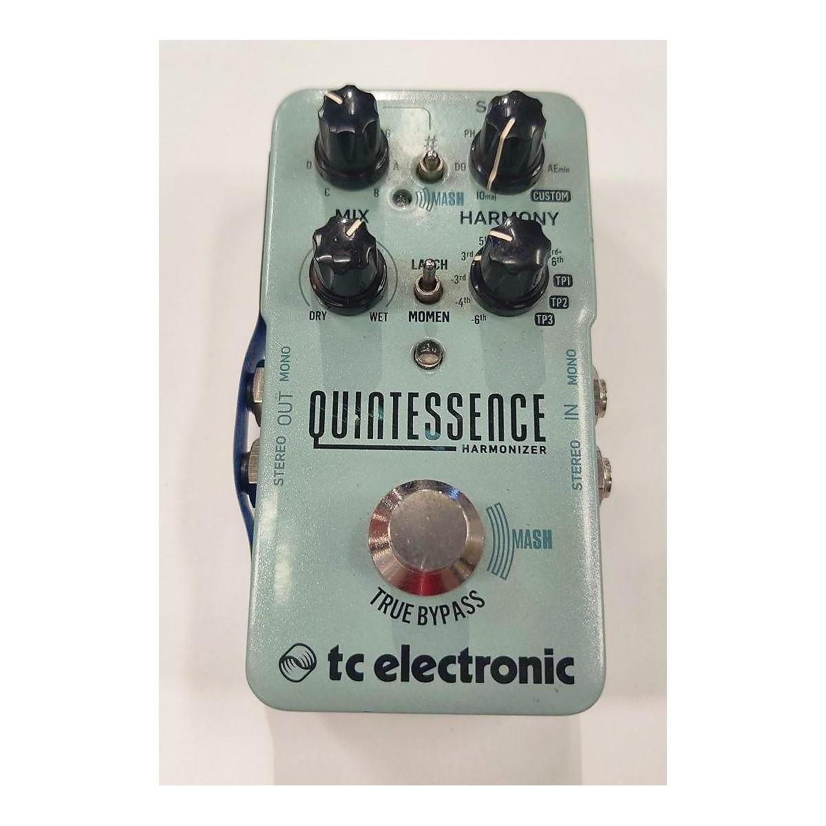 TC Electronic Quintessence Harmony Effect Pedal