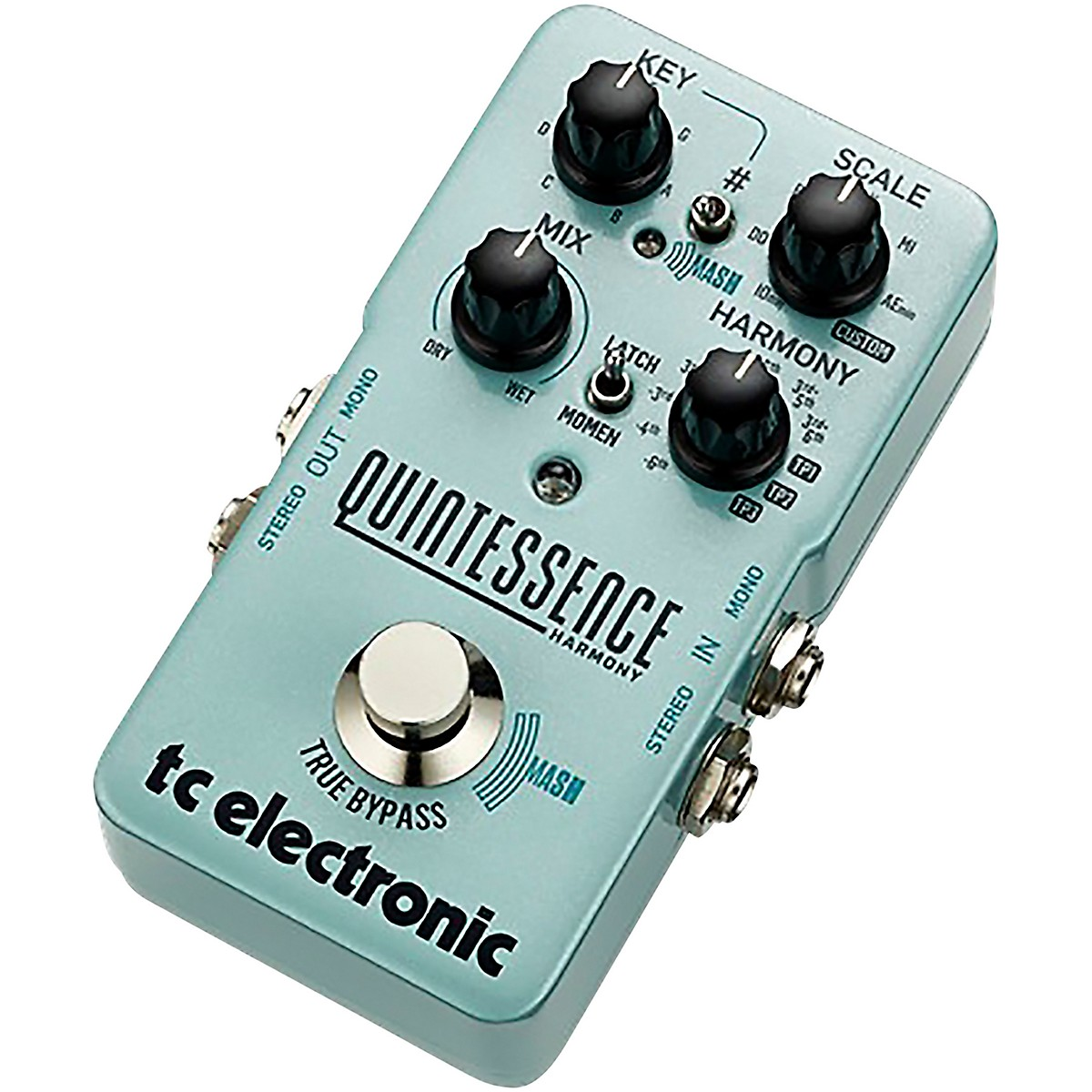 TC Electronic Quintessence Harmony Effects Pedal