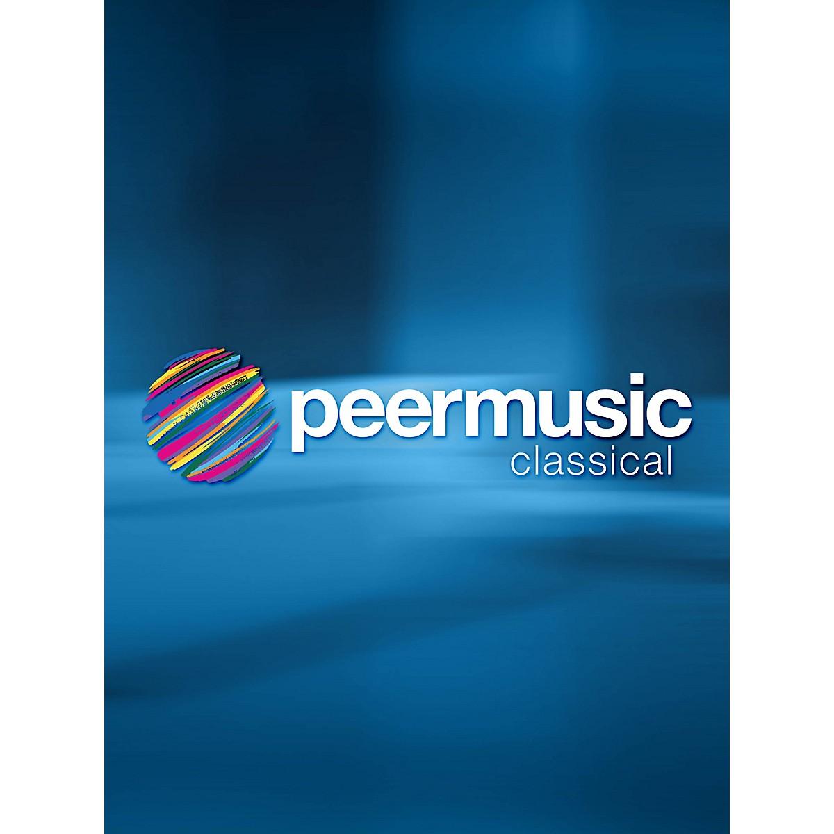 Peer Music Quintet (Woodwind Quintet Parts) Peermusic Classical Series Softcover  by Domingo Santa Cruz